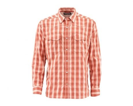 SIMMS Simms Big Sky LS Shirt - ON SALE!!