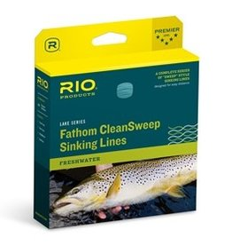RIO PRODUCTS Rio Fathom Cleansweep Sinking Line