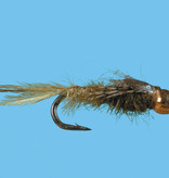 Bead Head Gilled Nymph - Olive