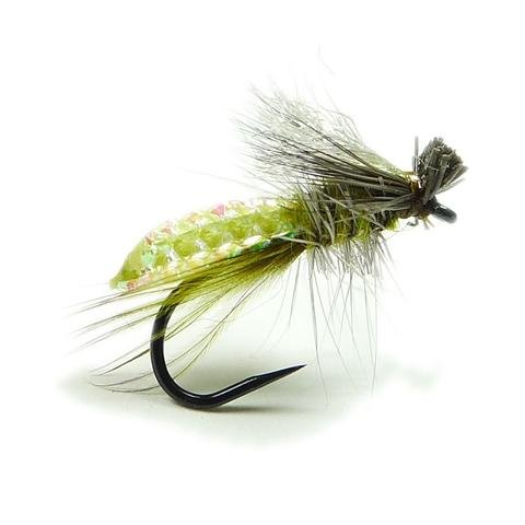 UMPQUA VISIBLE CADDIS - PER 3