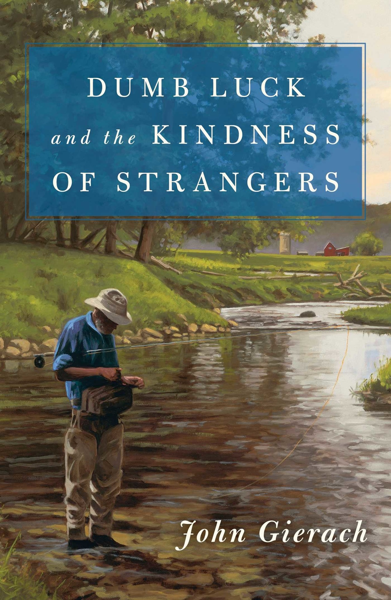 Dumb Luck and the Kindness of Strangers - Geirach
