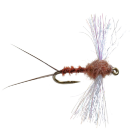 UMPQUA Crystal Wing Spinner - Rusty