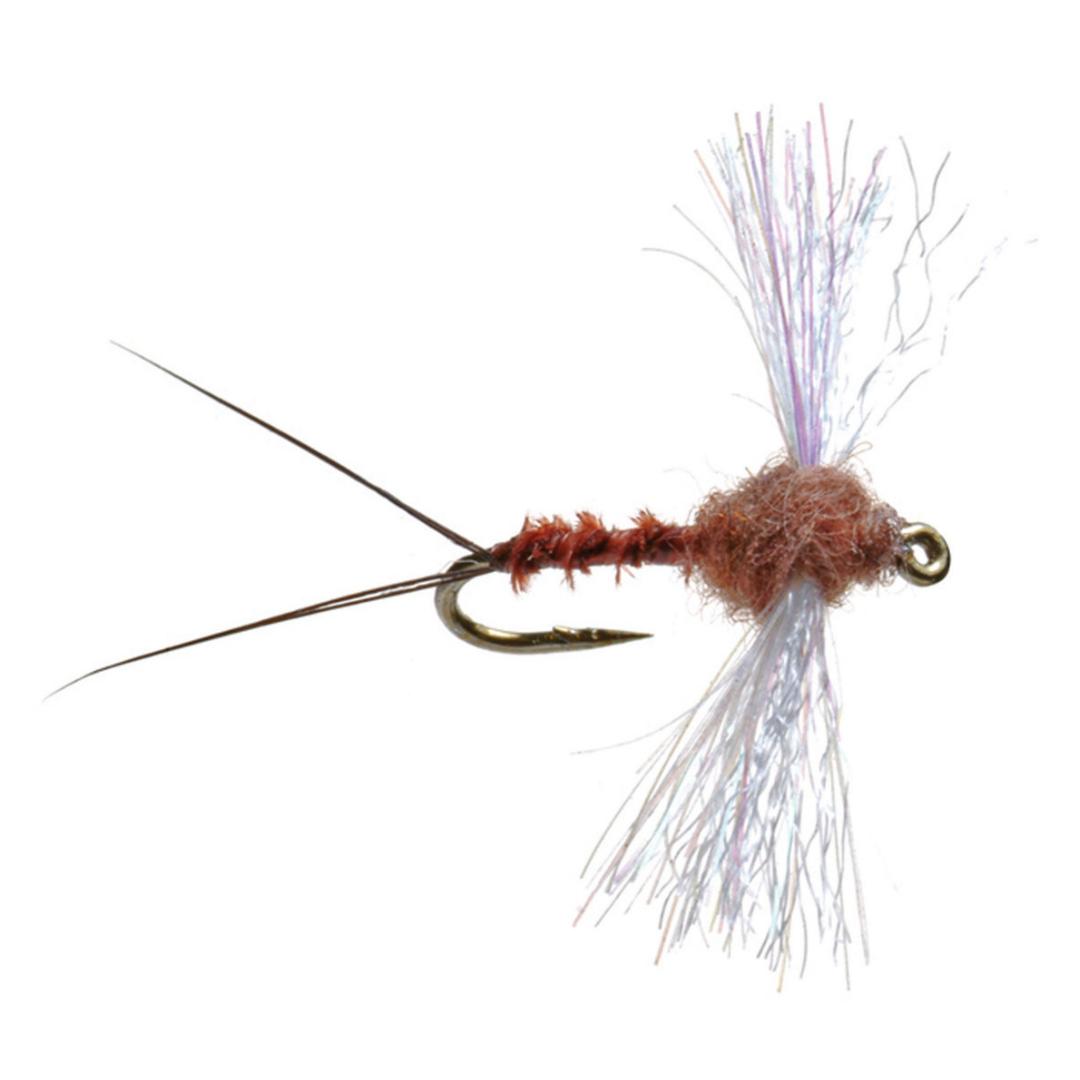 UMPQUA Crystal Wing Spinner - Rusty