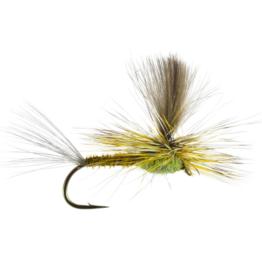 UMPQUA CDC Parachute Green Drake