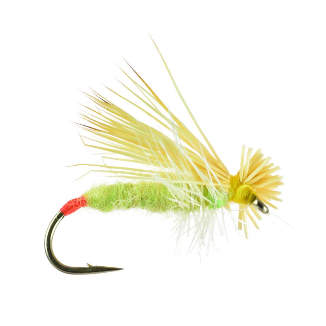 UMPQUA Hairwing Yellow Sally