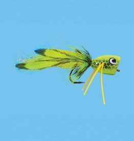 Bass Popper w/ Weed Guard - #4