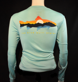 BLUE QUILL ANGLER BQA LS Sun Shirt - Mountain Trout