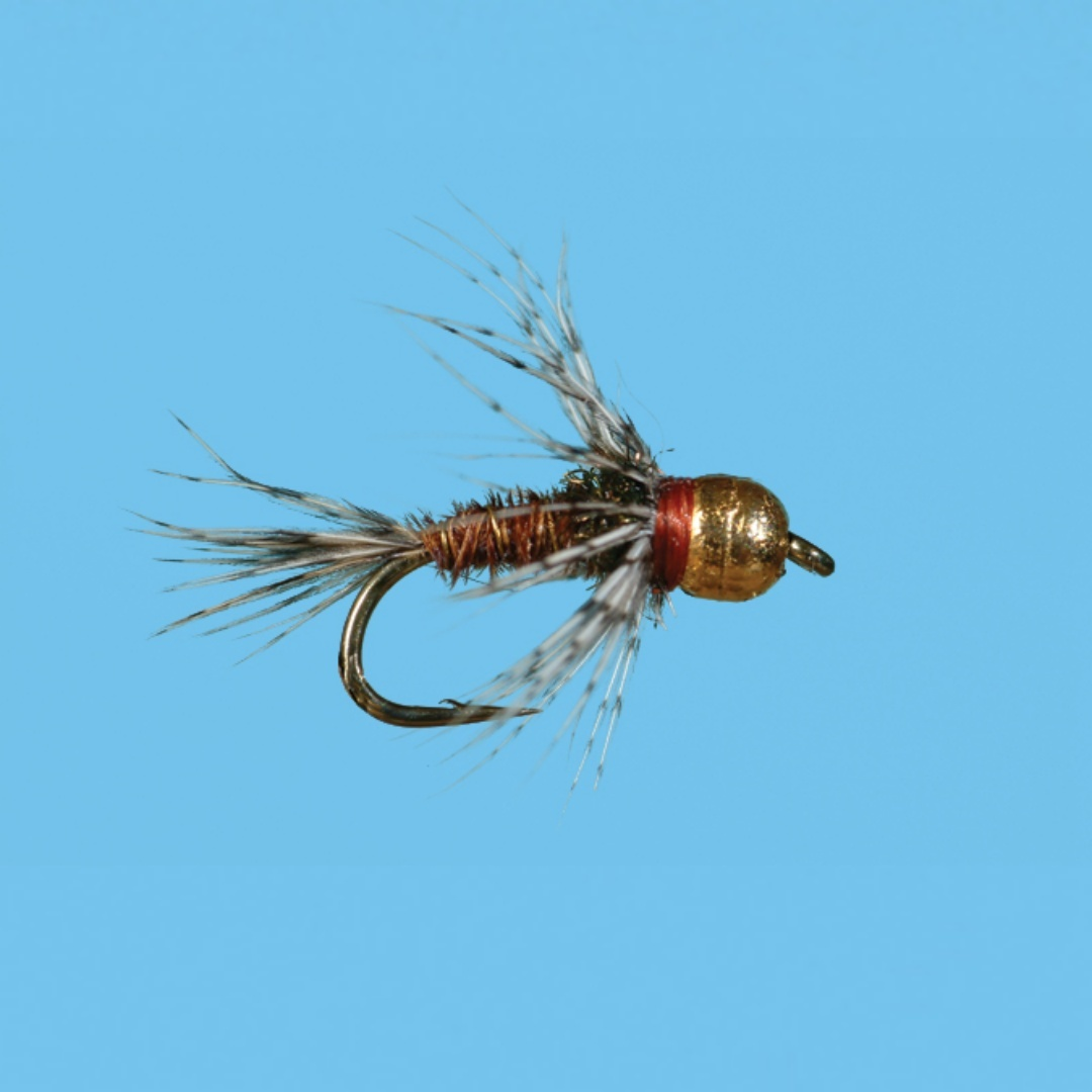 Tungsten Soft Hackle Pt Nymph