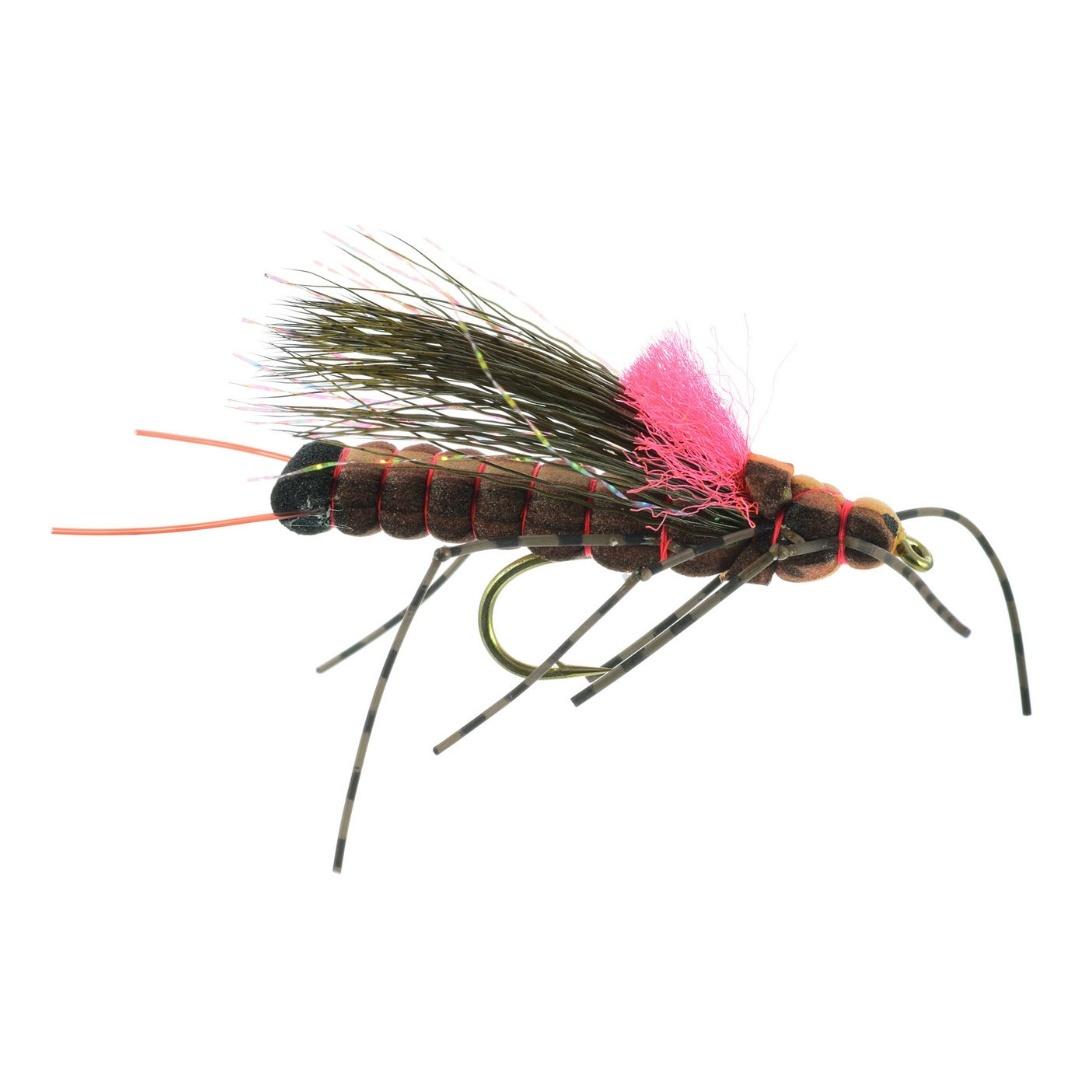 UMPQUA Fluttering Stone Morrish Salmonfly #6