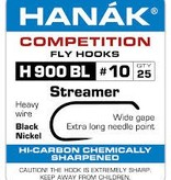 HANAK HANAK H900BL BARBLESS STREAMER HOOK - 25 PACK