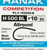 HANAK Hanak H500Bl All-Round Barbless Hook - 25 Pack