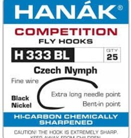 HANAK Hanak H333Bl Czech Nymph Hook