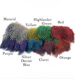 HARELINE Strung Guinea Feathers