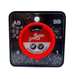 Dinsmore 5 Compartment - Lead - Super Soft Shot