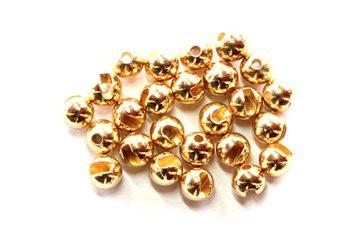 UMPQUA Slotted Tungsten Beads - 10 Pack