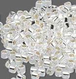 MERCURY GLASS BEAD - SMALL