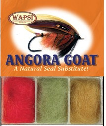 WAPSI Angora Goat Dubbing