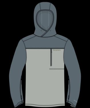 SIMMS Men's SolarFlex® UltraCool Hoody