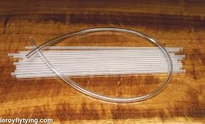 HARELINE Hmh Poly Tubes - Clear