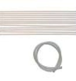 HARELINE HMH RIGID TUBES - CLEAR - 10 PACK - SMALL