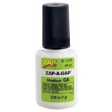 Zap A Gap Brush-On Superglue