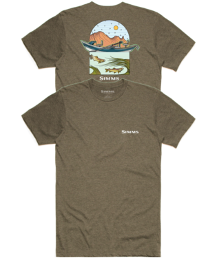 SIMMS Simms Underwood River T-Shirt - ON SALE!!!