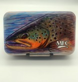 MONTANA FLY MFC Poly Fly Box - Hallock's Brown Trout