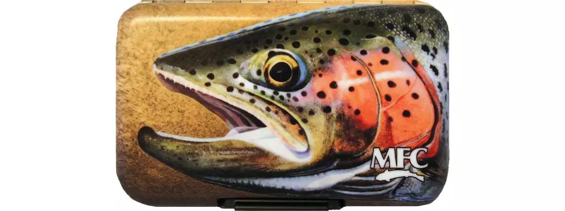 MONTANA FLY MFC Poly Fly Box - Sundell's Starlight Rainbow