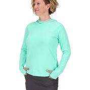 SIMMS SIMMS WOMEN'S SOLARFLEX HOODY - PRINT - ON SALE!!