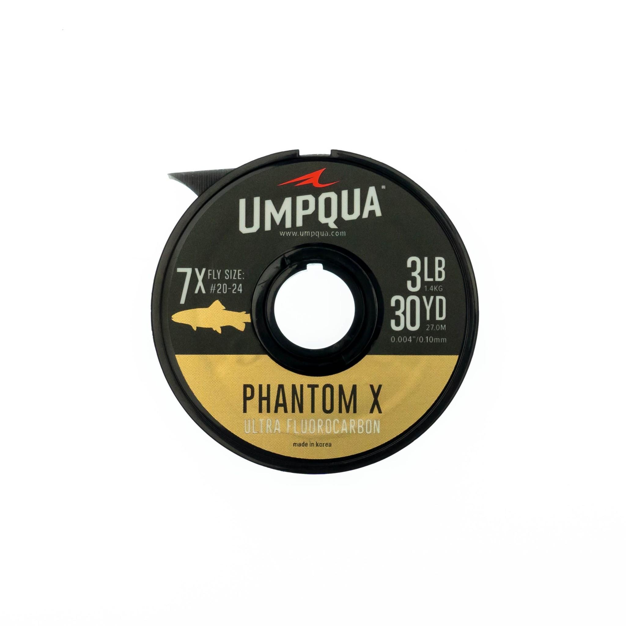 UMPQUA Umpqua Phantom X Ultra Fluorocarbon