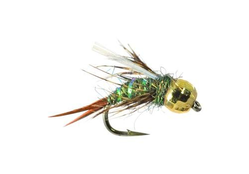 UMPQUA Soft Hackle J - Tungsten Bead