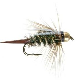 UMPQUA BEAD HEAD PRINCE NYMPH - PER 3