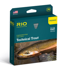 RIO PRODUCTS PREMIER RIO TECHNICAL TROUT