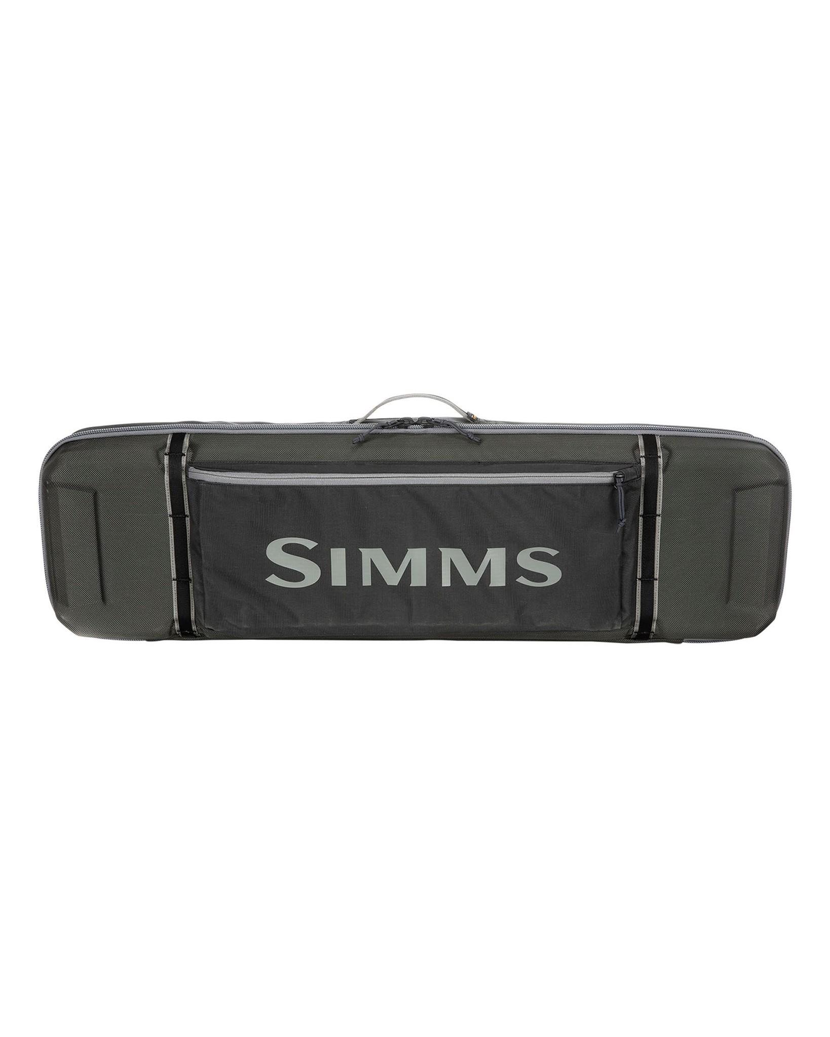 SIMMS SIMMS GTS ROD & REEL VAULT - CARBON
