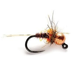 Pheasant Tail Hot Spot Jig Nymph - Tungsten