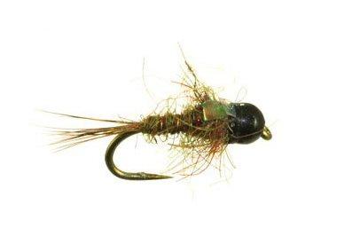 UMPQUA Oops Micro Mayfly - Tungsten Bead