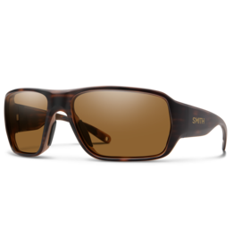 SMITH OPTICS SMITH CASTAWAY MATTE TORTOISE/ CHROMAPOP GLASS POLARIZED BROWN