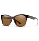 SMITH CAPER MATTE TORTOISE / CHROMAPOP POLARIZED BROWN