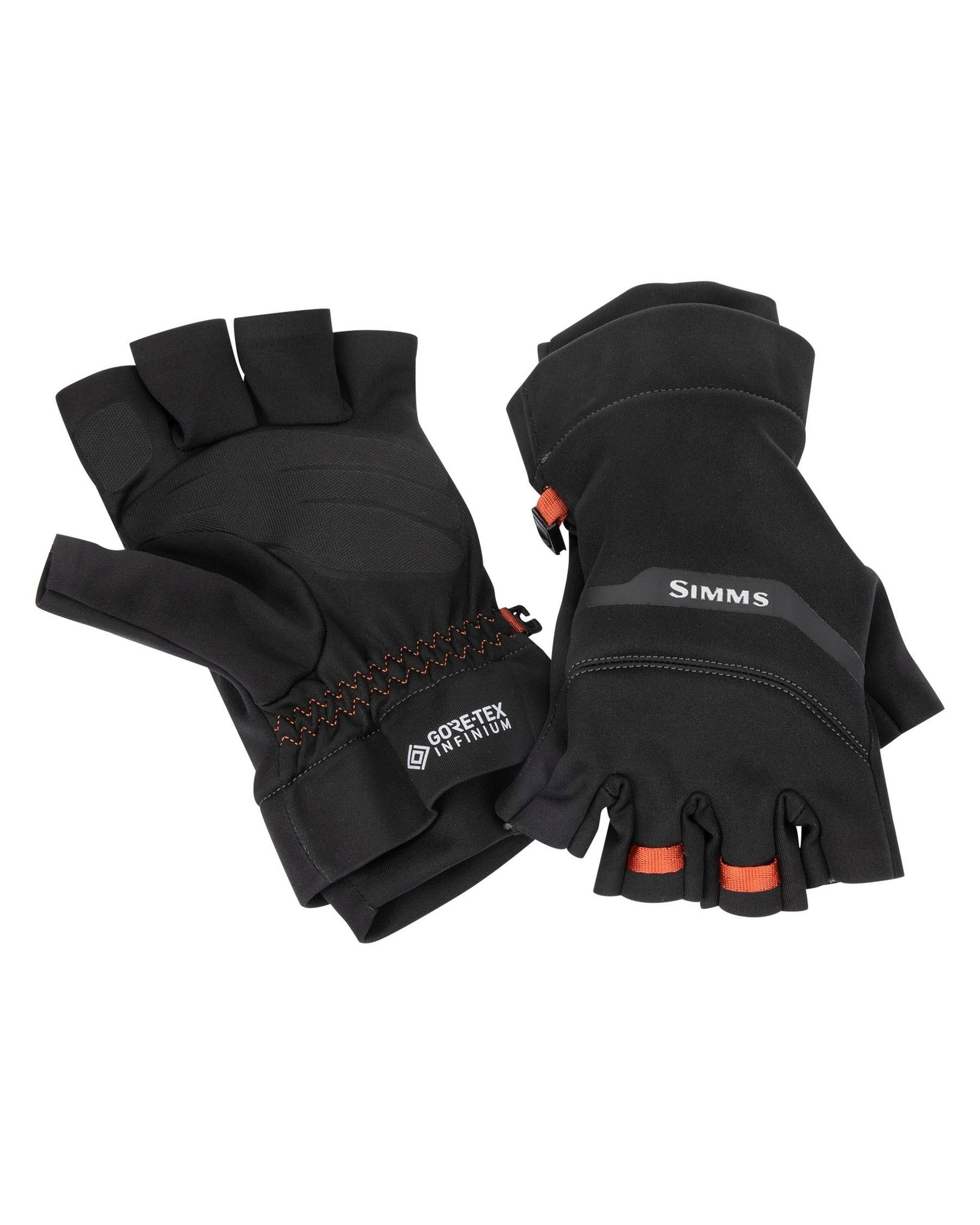 SIMMS Gore Infinium 1/2 Finger Glove