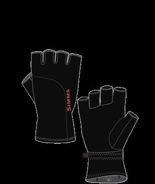 SIMMS Headwaters Half Finger Glove