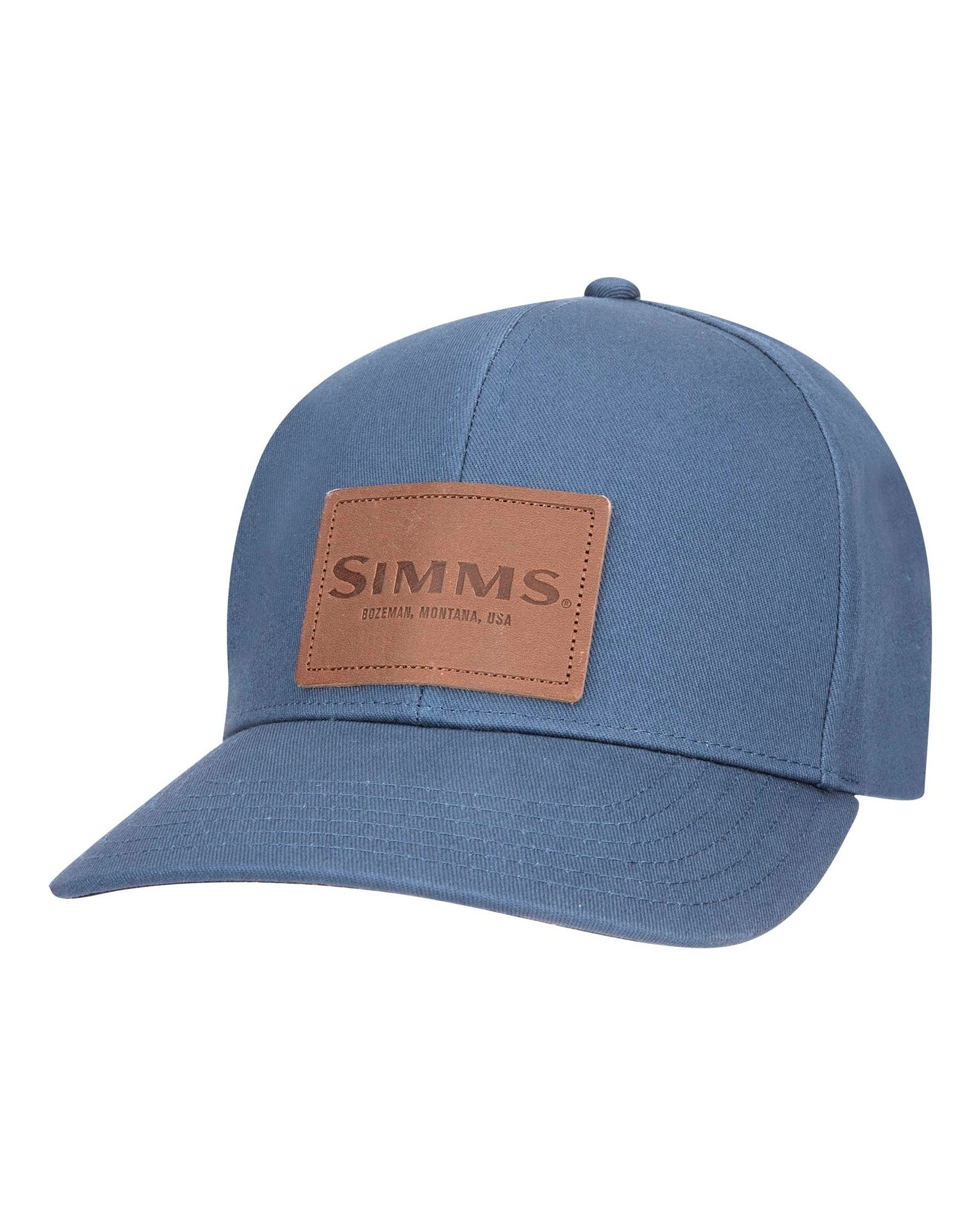 SIMMS SIMMS Leather Patch Cap