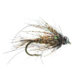 UMPQUA DIRTY BIRD - TUNGSTEN - PER 3