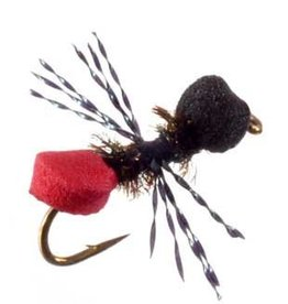 UMPQUA Cow Killer Ant - Black/Red