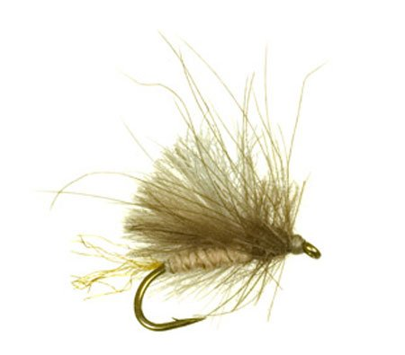 UMPQUA CORN FED CADDIS - CDC - EGANS - PER 3