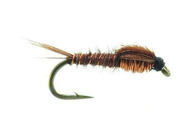 UMPQUA Copper Sawyer Pheasant Tail - Per 3