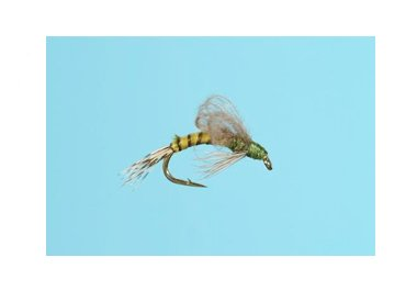 BWO CDC Loop Wing Emerger