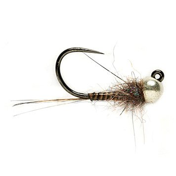 Quill Jig - Grey - Tungsten