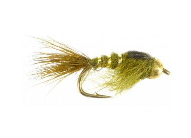 UMPQUA BEAD HEAD HARES EAR - PER 3