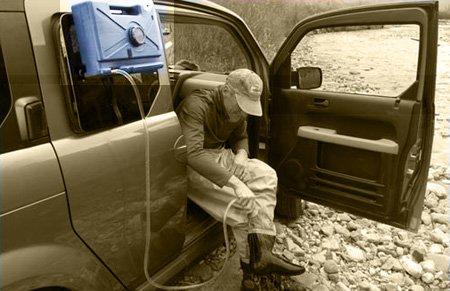 WATERWORKS-LAMSON GEAR SHOWER