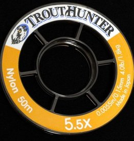 TROUTHUNTER Trouthunter Nylon Tippet - 50 Meter Spools